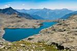 Le lac de Crupillouse