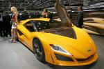 genève 2009 : les concept-cars