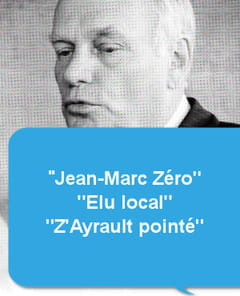 Insultes Jean-Marc Ayrault