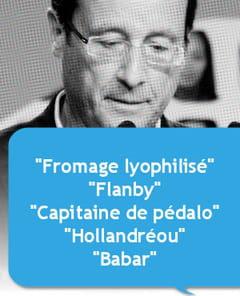 Insultes François Hollande
