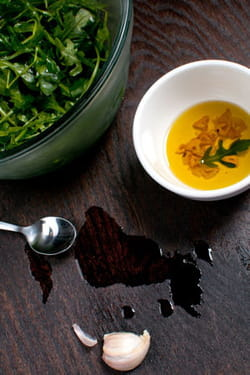 Enlever une tache d 39 huile alimentaire - Enlever une tache d huile ...