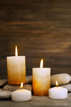 une bougie relaxante des recettes de bougies maison pour un int rieur sain et parfum. Black Bedroom Furniture Sets. Home Design Ideas