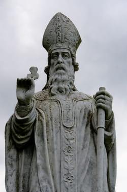 Saint Patrick, le saint patron de l'Irlande