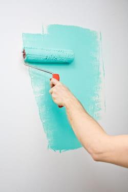 peinture id es conseils et tendances sur la peinture murale. Black Bedroom Furniture Sets. Home Design Ideas