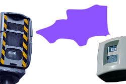 les nouveaux radars dans les pyrénées orientales