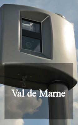 les nouveaux radars dans le val de marne