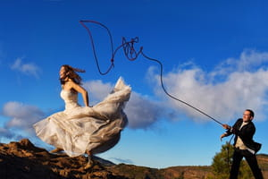 Photo de mariage : 60 poses originales