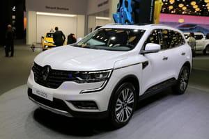 Le nouveau Renault Koleos se dévoile