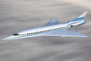 Boom, le nouveau Concorde?