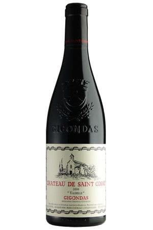 Ch 226 Teau De Saint Cosme Les Vins Fran 231 Ais Du Top 100 Du