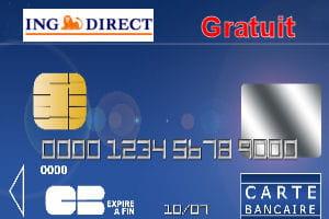 Mastercard debit ing