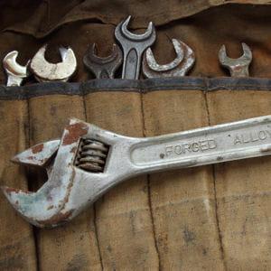 Enlever la rouille sur des outils - Comment enlever la rouille sur des outils ...