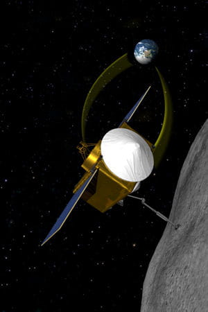 la sonde spatiale osiris-rex va tenter, en 2016, de ramener un échantillon du
