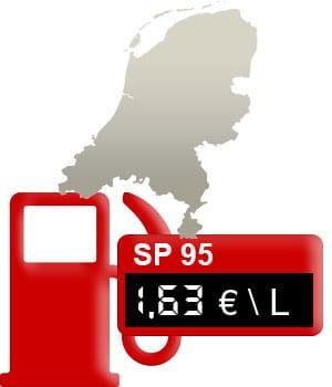1 pays bas 1 63 euro litre le prix de l 39 essence en europe linternaute. Black Bedroom Furniture Sets. Home Design Ideas