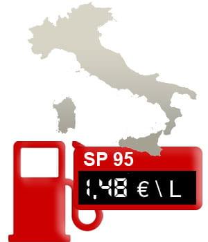 5 italie 1 48 euro litre le prix de l 39 essence en europe linternaute. Black Bedroom Furniture Sets. Home Design Ideas