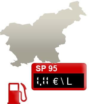 21 slov nie 1 11 euro litre le prix de l 39 essence en europe linternaute. Black Bedroom Furniture Sets. Home Design Ideas