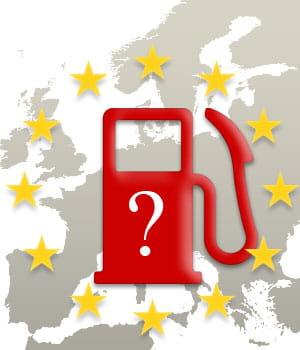 le prix de l 39 essence en europe le prix de l 39 essence en. Black Bedroom Furniture Sets. Home Design Ideas