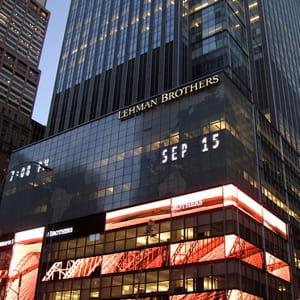 15 septembre : faillite de Lehman Brothers : Rétrospective ...