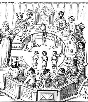 Le roi arthur et les chevaliers de la table ronde les - Le roi arthur et les chevaliers de la table ronde ...