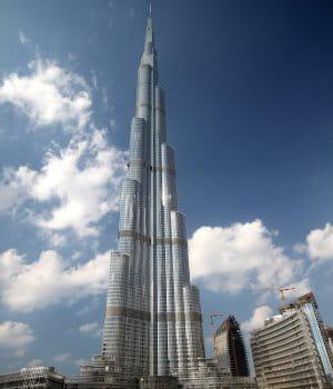 La hauteur de la plus haute tour du monde - Projet tour la plus haute du monde ...