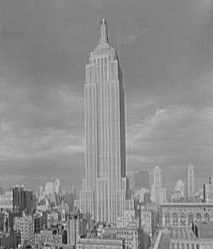 la course pour le plus haut gratte ciel l 39 histoire de l 39 empire state building linternaute. Black Bedroom Furniture Sets. Home Design Ideas