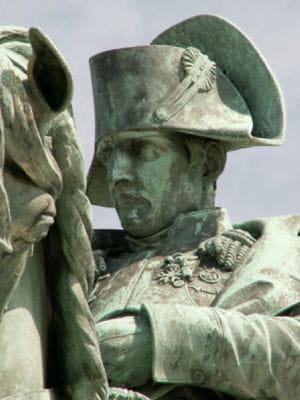 napoléon ier est resté marié treize ans avec joséphine.