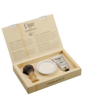 un kit de rasage l 39 ancienne 30 id es de cadeaux de no l pour homme linternaute. Black Bedroom Furniture Sets. Home Design Ideas