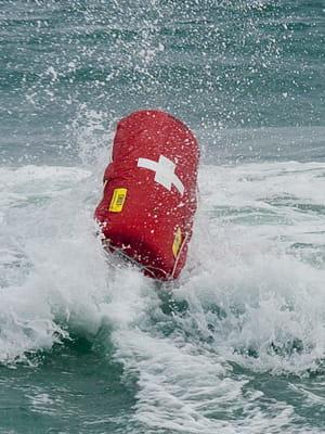 cette bouée robotisée peut sauver de nombreuses vies en intervenant très