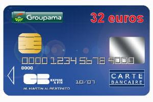 11e groupama banque avec une carte bleue visa 32 euros par an les cartes bancaires les. Black Bedroom Furniture Sets. Home Design Ideas