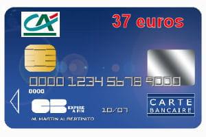 Carte Mastercard Credit Agricole Prix