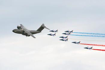 Bourget 2013 : 50e Salon de l'aéronautique et de l'Espace