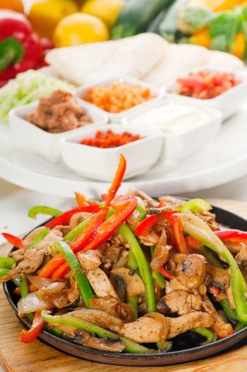 Les meilleurs restaurants mexicains paris - Cuisine mexicaine fajitas ...