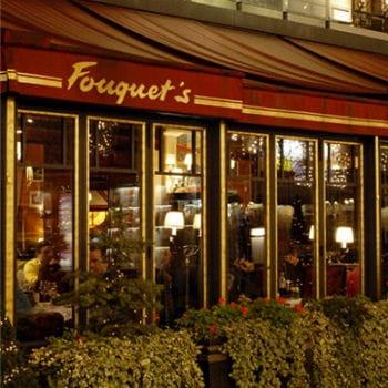 le summum de l'esprit 'brasserie de luxe' à la française.