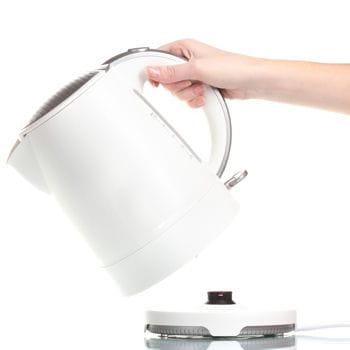 veillez à rincer correctement votre bouilloire après l'opération.