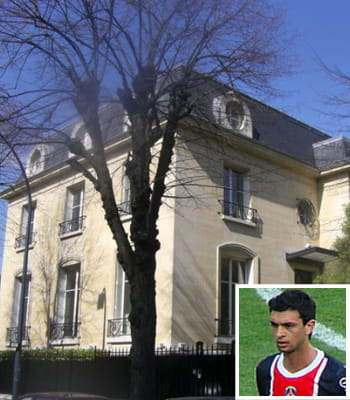 photo: house/residence of cool friendly attractive talented  10 million earning Paris, France-resident
