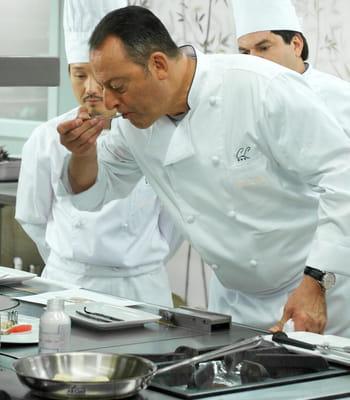 Comme un chef la cr ativit au service d 39 un chef toil - Cuisine comme un chef ...