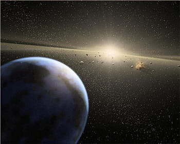 le système hd 69830 abrite une étoile et trois exoplanètes.