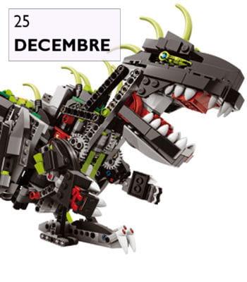 celui-ci est en legos, mais en vrai, certains pouvaient être encore plus