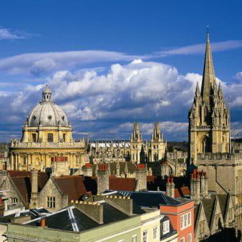l'université d'oxford occupe la 10e place du classement des meilleures