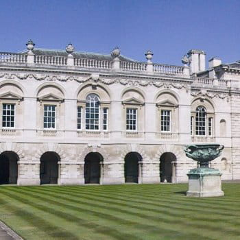 l'université britannique de cambridge est 5e du classement 2013.