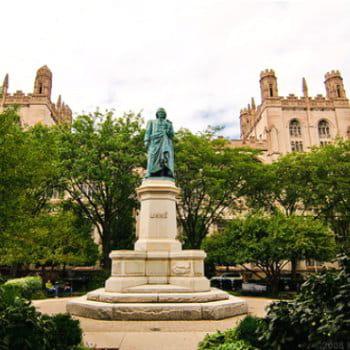 l'université de chicago est la 9e meilleure université du monde depuis 7 ans.