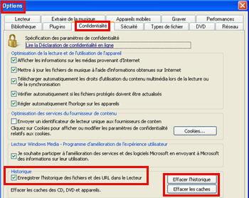 Effacer l 39 historique des derniers fichiers consult s for Consul windows