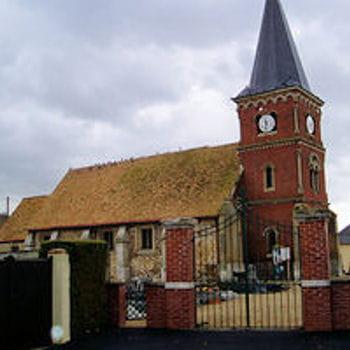l'église d'incarville