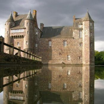 le château de trécesson