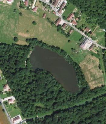 l'étang de la basse de relans