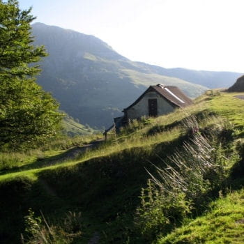la vallée de tardets-sorholus