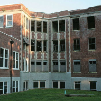 le sanatorium abandonnéde waverly hills