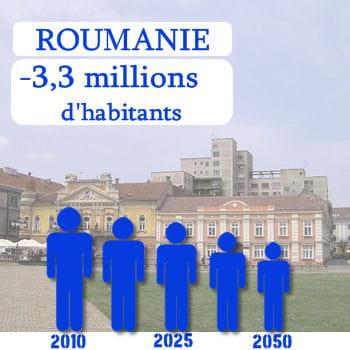 7 la roumanie les pays qui perdront des habitants d 39 ici 2050 linternaute - Salon de provence nombre d habitants ...