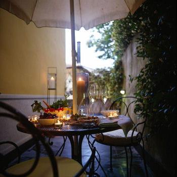 Au coeur du village de portofino les plus beaux h tels for Belles terrasses amenagees