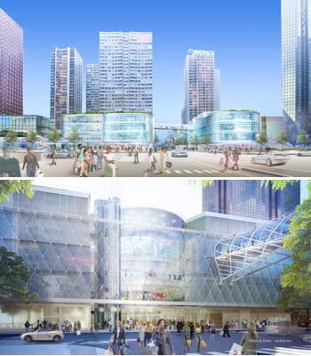 Le nouveau beaugrenelle les projets qui vont faire bouger paris linternaute - Le centre beaugrenelle ...